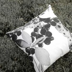 kuviollinen tyynynpäällinen, sala