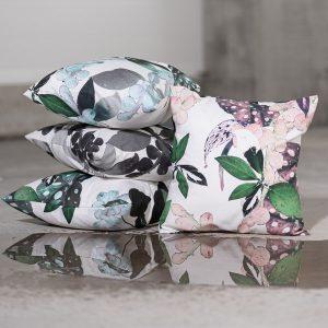 Salan kuviollinen tyynynpäällinen