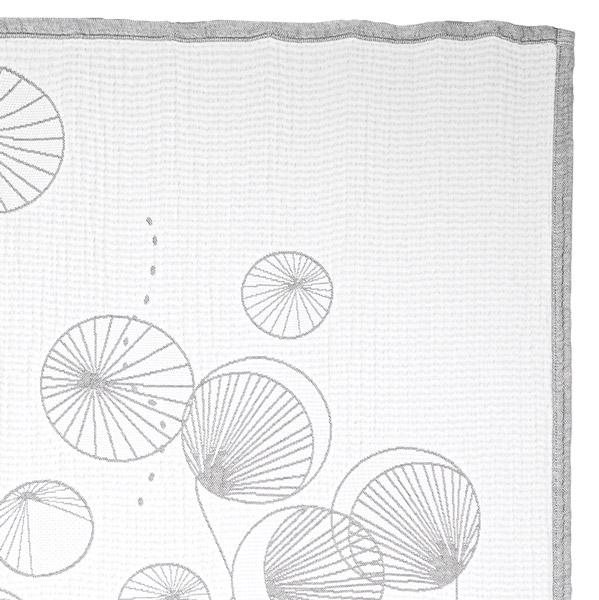 Kuukukat- torkkupeiton nurjapuoli