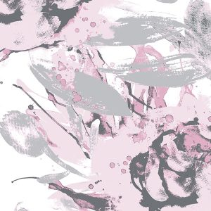 Vilpolan Aamuhetki-kangas, väriltään vaaleanpunainen. Kuuluu Vilpolan kevät/kesä 2020-mallistoon.