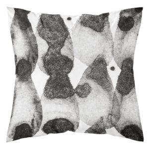harmaa tyynynpäällinen