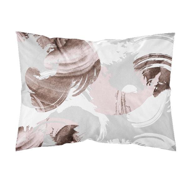 kotimainen tyynyliina, Kuohu roosa