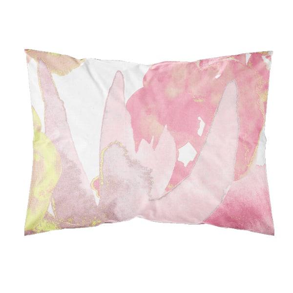 laadukas tyynyliina, Kukkiva vaaleanpunainen