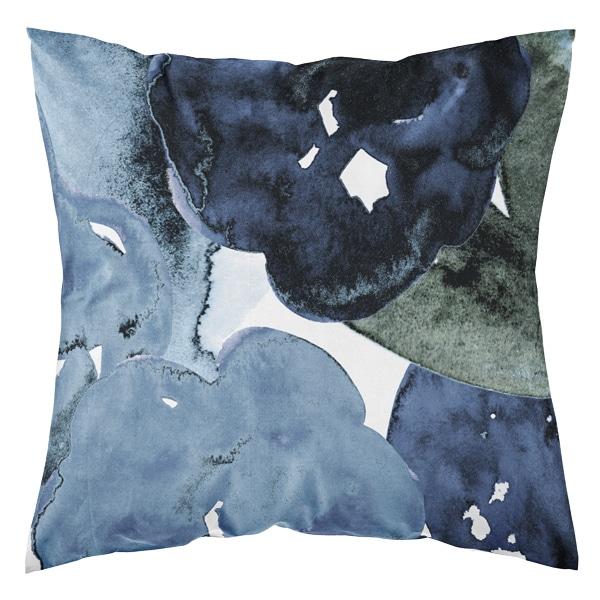laadukas tyynynpäällinen, sininen
