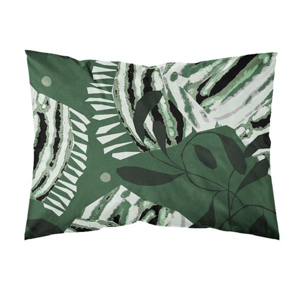 kotimainen vihreä tyynyliina