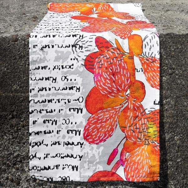 oranssi kaitaliina, Vilpola