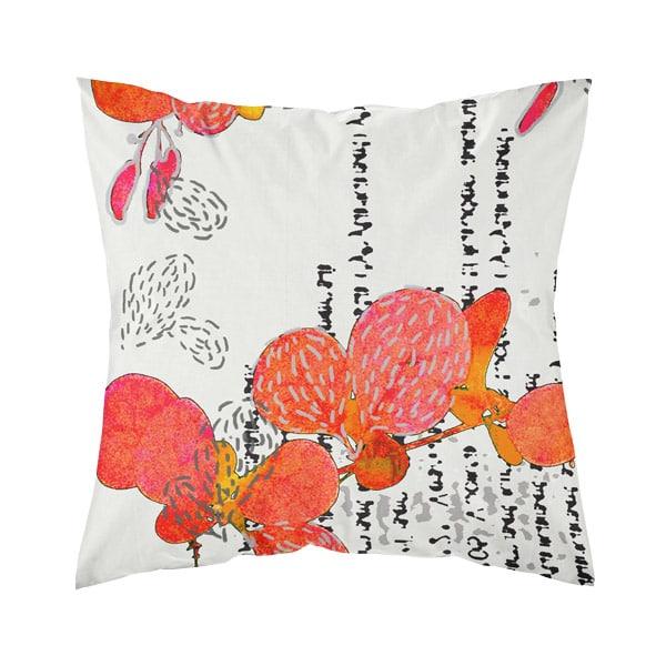 tyynynpäällinen 50x50 cm, oranssi